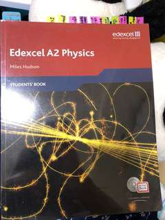 🚚 Edexcel A2 Physics Students' Book