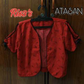 RED SET (Outer & Skirt)