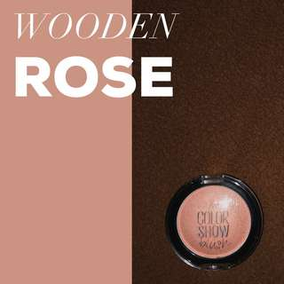 Color show blush (blush on)