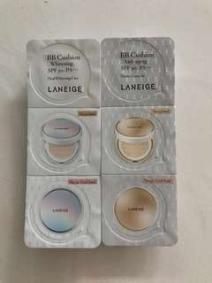 🚚 Laneige BB cushion sample