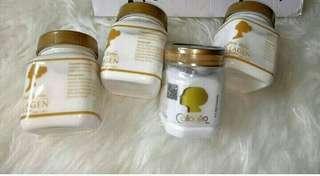 Bibit Collagen White Cream - Krim Pemutih