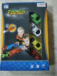 🚚 彈射玩具車