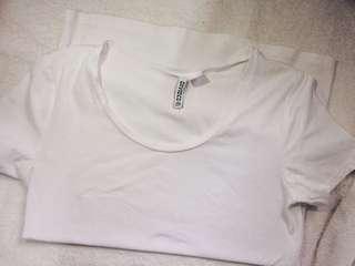 H&M (Divided) White Tshirt! ❤️