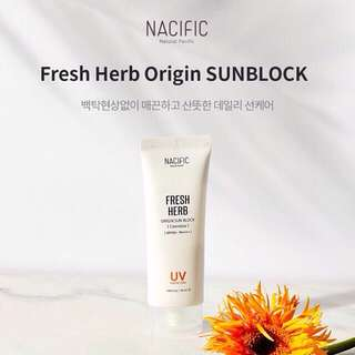 Nacific Sunscreen