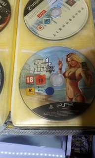PS3 GTAV without box