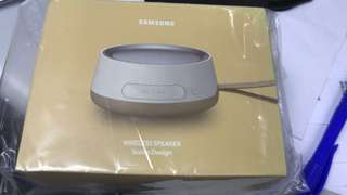 Samsung Wireless Speaker Scoop Design 三星揚聲器