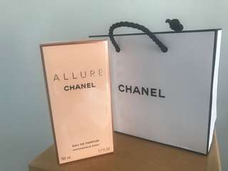CHANEL - ALLURE EDP 50ml