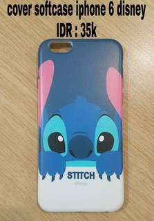 Softcase disney for iphone 6