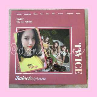 🚚 twicetagram thai edition