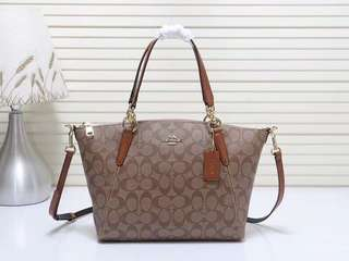 Coach bag authentic quality free shipping