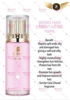 Wowo hair oil