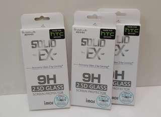 100%全新Imos U12+玻璃保護貼