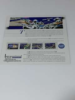 International Civil Aviation Organisation stamps