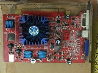 Radeon x700 256mb for sale
