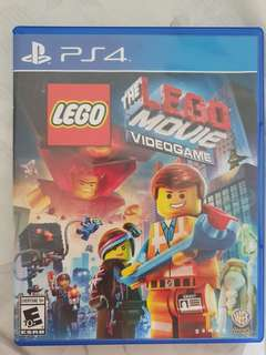 Ps4 The Lego Movie