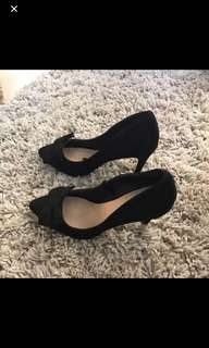 Forever21 Black Shoes
