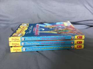 Thea Stilton series