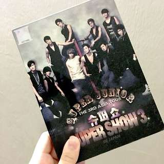 Super Junior Show Case 3