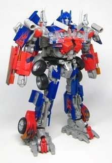 Hasbro [SALE] First Edition Leader Class Optimus Transformers