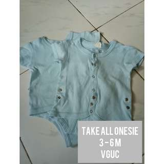 Baby Onesie Take All
