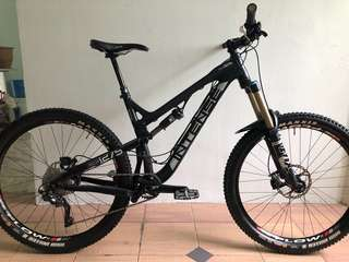 Intense Tracer 27.5 Full Suspension Bike MTB