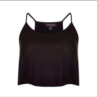 SALES: Authentic Topshop Halter Top