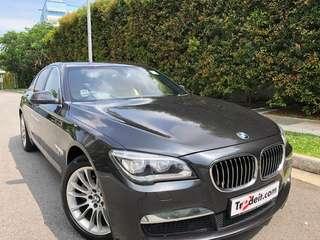 BMW 740i Auto
