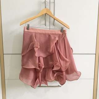 Jolie Clothing ruffle skirt