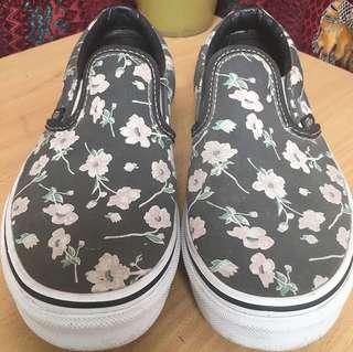 Vans Slip On Vintage Floral