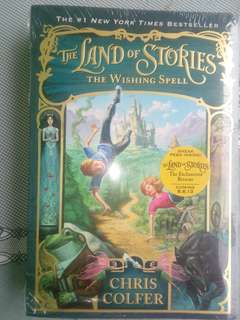 The land of stories #1