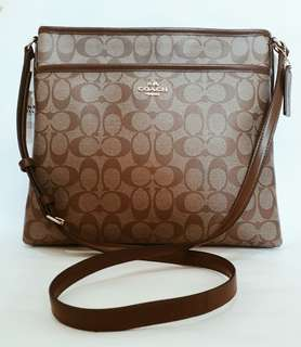 Authentic Coach Crossbody Sling Bag