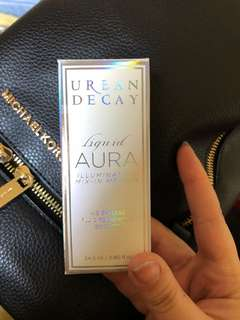 Liquid Aura Mix-in Medium