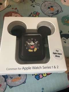 Apple watch series 3 38mm 米奇錶保護套