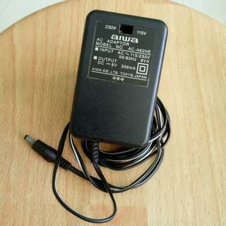 Aiwa 2 Pin charger