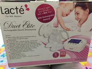 Preloved Lacte Duet Electric Breastpump