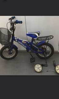 Kids bicycle 12.5 inches