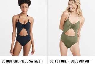 🇨🇦A&F One piece 泳衣