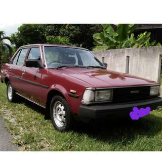 toyota ke70 GL original tip top condition
