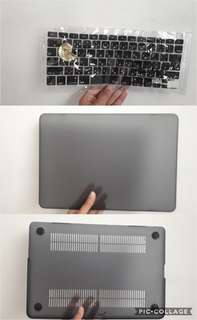 Case Macbook 13 AIR + Japanese cover keyboard