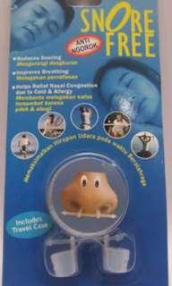 Snore free alat anti ngorok