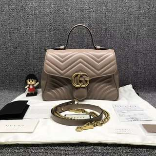 💯% authentic and Brand new Gucci Marmont