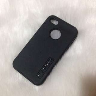 Iphone 4 4s Black Incipio Case