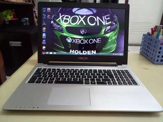 Asus Thin i5/win8/6Gb/500Gb hdd/15.6inch/English language laptop already change /English keyboard