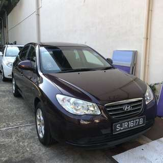 CAR RENTAL (GRAB FRIENDLY)