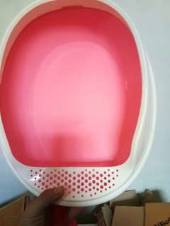 Cat Litter Box - Toilet Kucing