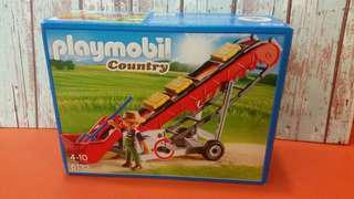 Playmobil 6132 Country Hay Bale Conveyor