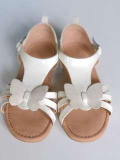 Off-white Sandals for Girls