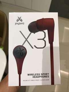 Jaybird X3 RED