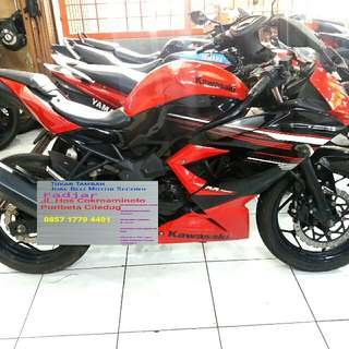 Kawasaki Ninja 250 Mono 2015 Dp 2 Jt