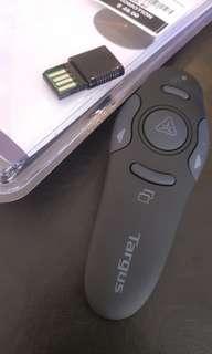 Targus clicker and laser pointer